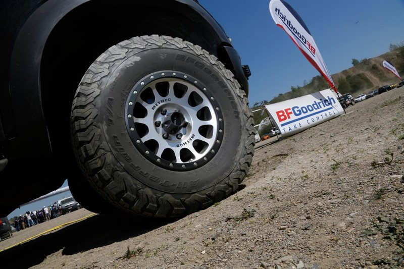 BFGoodrich All Terrain T/A KO2 Tire Review