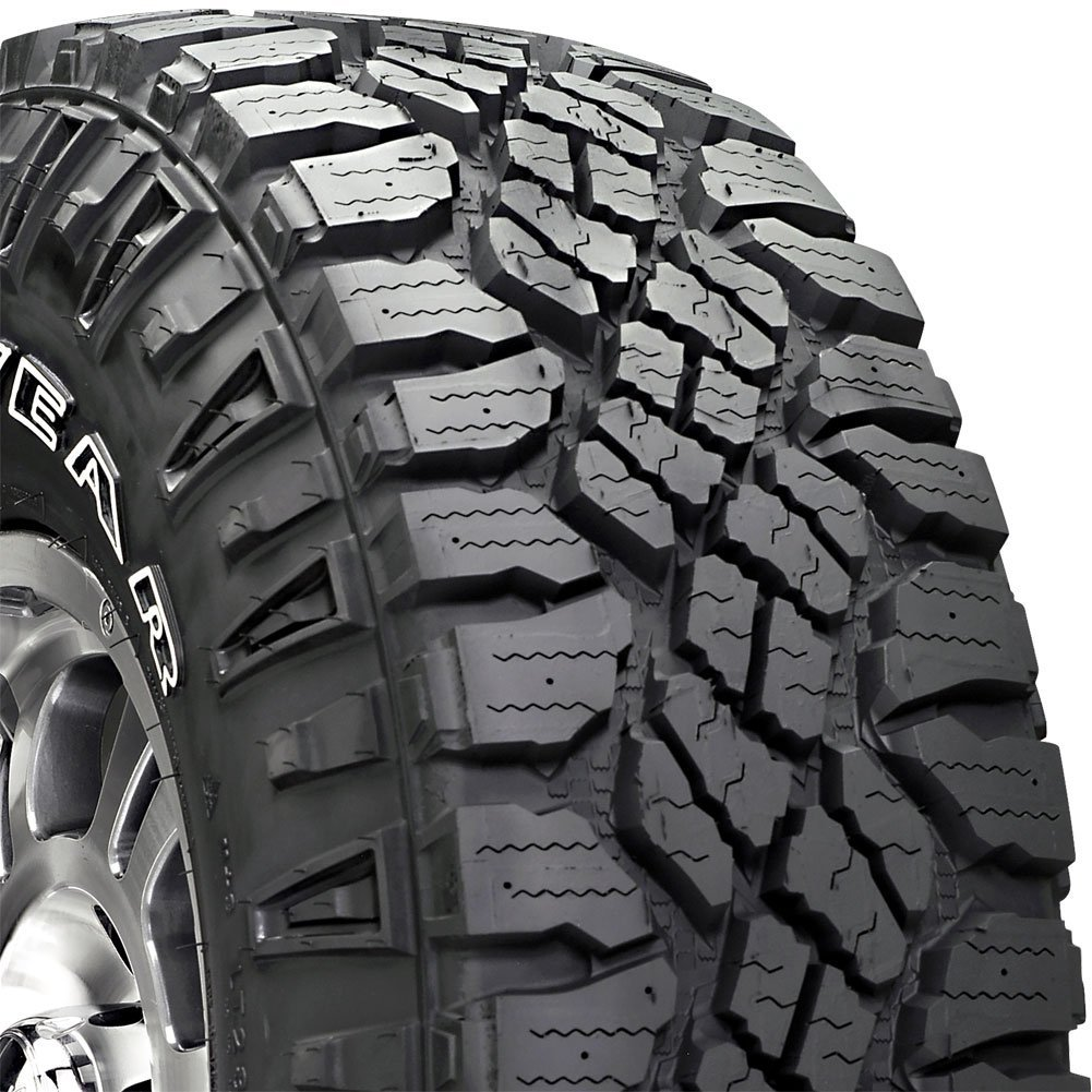 Goodyear Wrangler Duratrac Review