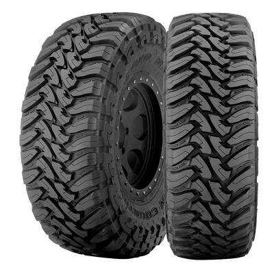 Toyo Open Country MT Tread Life