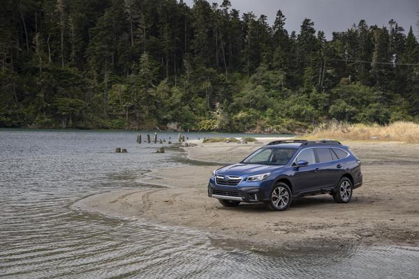 Subaru Outback Off-Road Tires