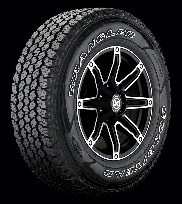 The Best Tires for Jeep Wrangler