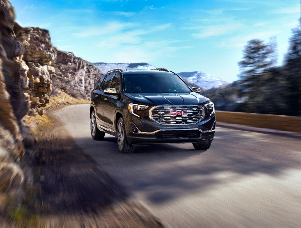 Best GMC Terrain Tires