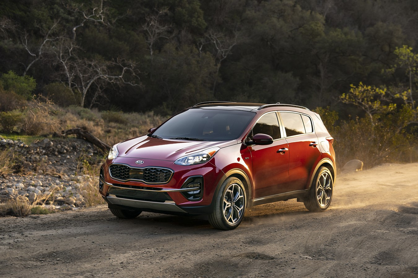 Best Kia Sportage Tires